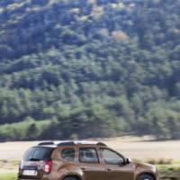 Dacia Duster SUV new photos