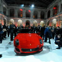 Ferrari 599 GTO sold out