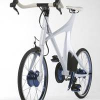 Lexus Hybrid Bicycle