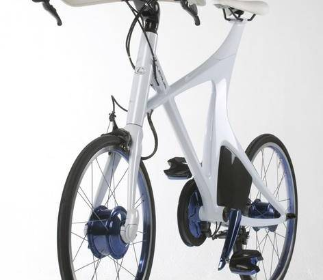Lexus Hybrid Bicycle