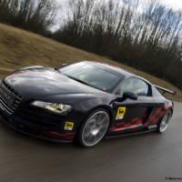 MTM Audi R8 GT3-2
