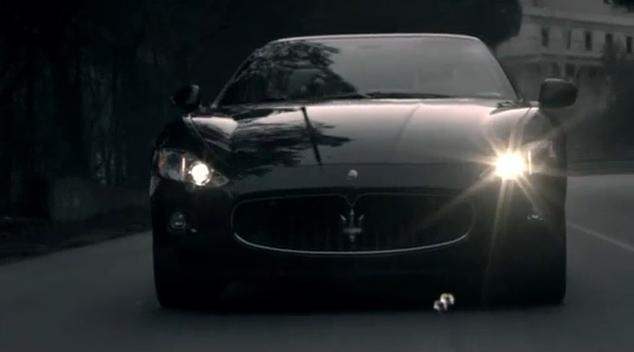Maserati GranCabrio promo video