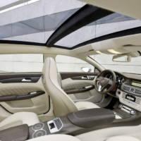 Mercedes CLS Estate revealed