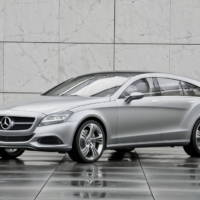 Mercedes CLS Estate revealed