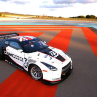 Nissan Official Car Supplier for FIA GT1