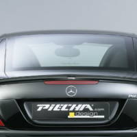 Piecha Mercedes SLK body kit
