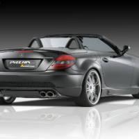 Piecha Mercedes SLK body kit