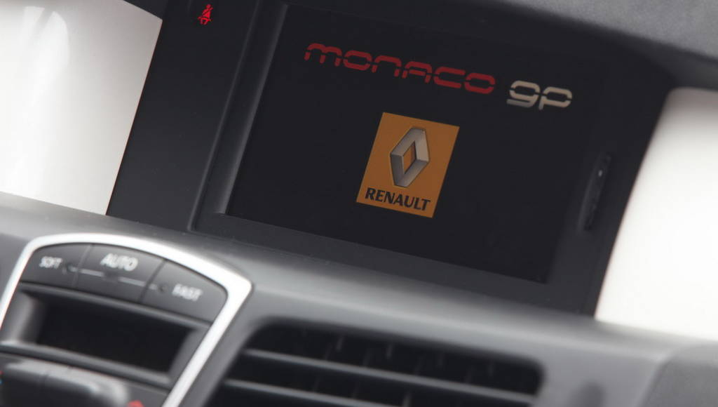 Renault Laguna Coupe Monaco GP edition