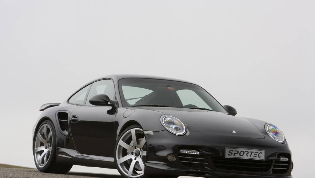 Sportec 2010 Porsche 911 Turbo