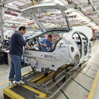 Vauxhall Ampera production started