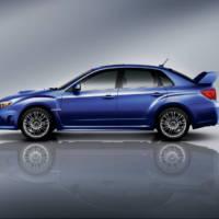 Video: 2011 Subaru Impreza WRX STI sedan