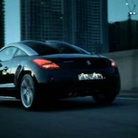 Video: Peugeot RCZ commercial
