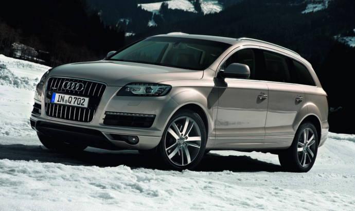 2011 Audi Q7 3.0 TFSI and TDI