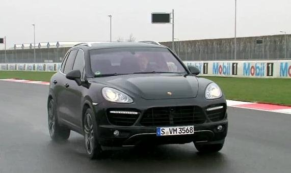 2011 Porsche Cayenne review video
