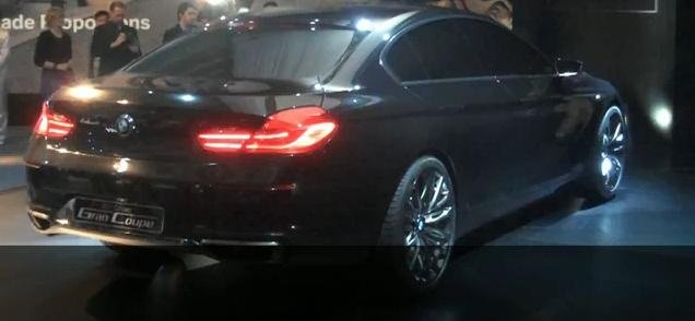 BMW Gran Coupe Video