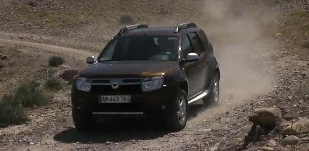 Dacia Duster Review Video