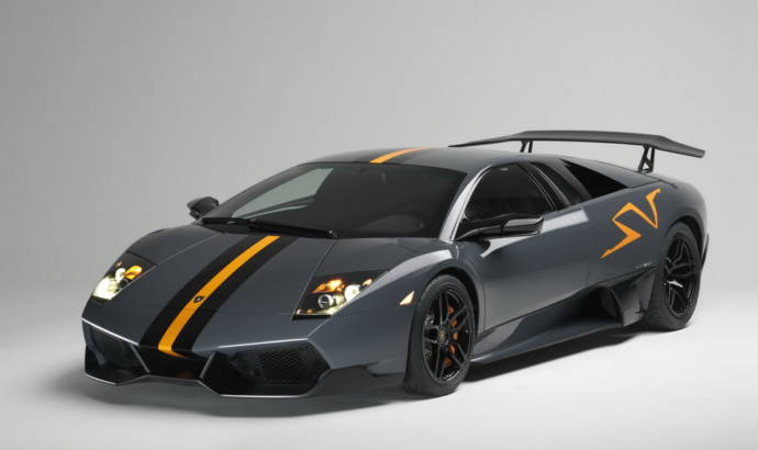 Lamborghini Murcielago LP 670-4 SV China Edition