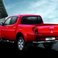 Mitsubishi L200 Trojan Price