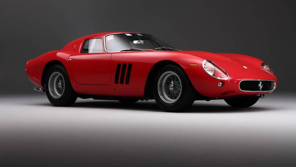 1963 Ferrari 250 GTO sold for 17.7 mil USD