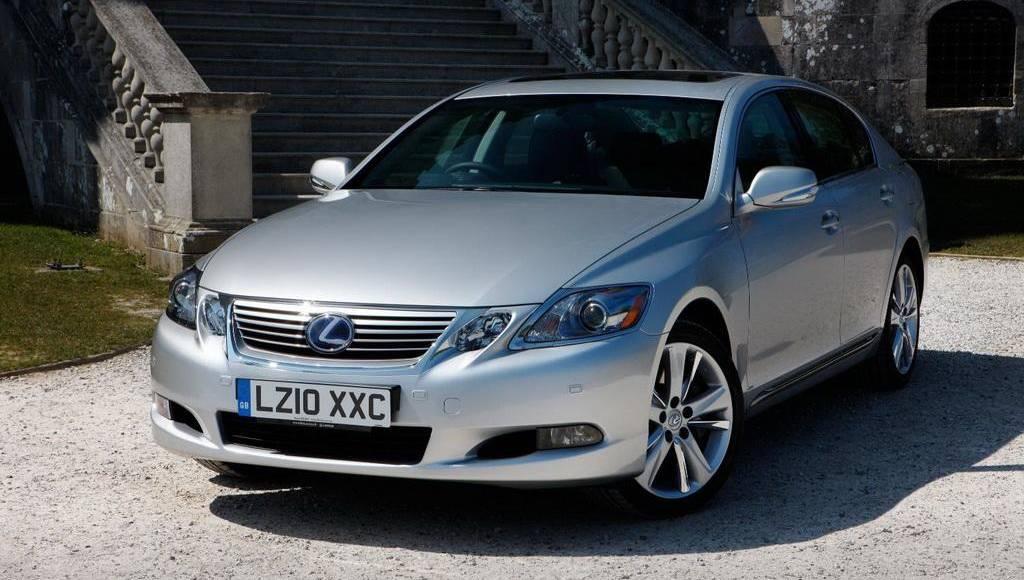 2010 Lexus GS 450h price