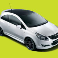 2010 Opel Corsa Limited Edition