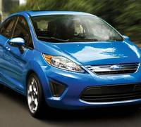 2011 Ford Fiesta Delivers 40MPG