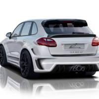 2011 Porsche Cayenne by LUMMA Design