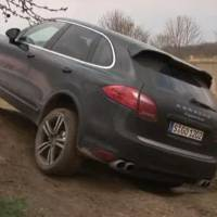 2011 Porsche Cayenne test drive video