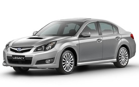 2011 Subaru Legacy and Outback price