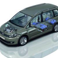 2011 Volkswagen Touran BlueMotion