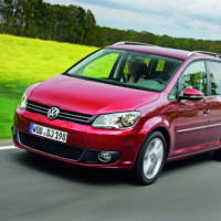 2011 Volkswagen Touran BlueMotion