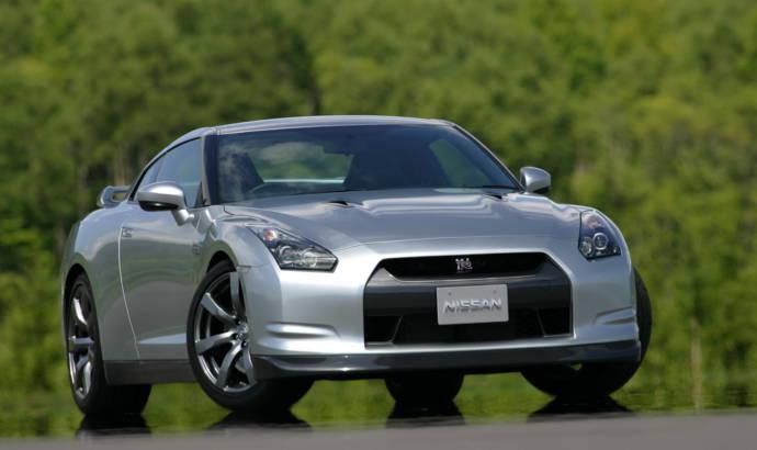 2012 Nissan GT-R rumor
