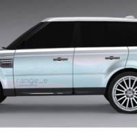2013 Range Rover Sport hybrid electric