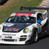 33 Porsche 911 Race Cars at Nurburgring 24h