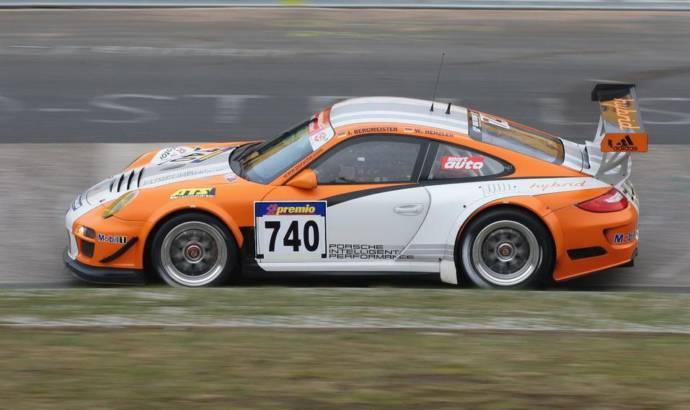 33 Porsche 911 Race Cars at Nurburgring 24h
