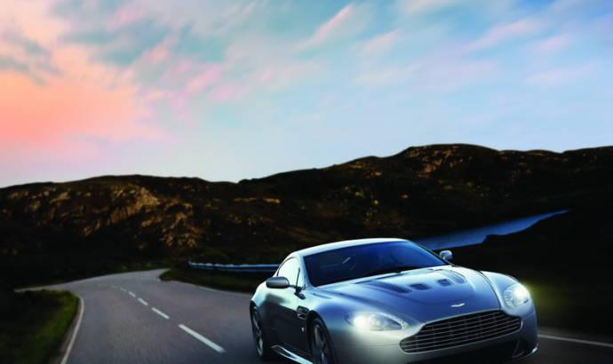 Aston Martin V12 Vantage heading to US