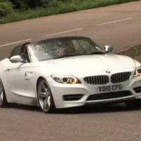 BMW Z4 35is test drive