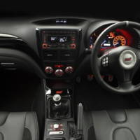 Cosworth Impreza STI CS400