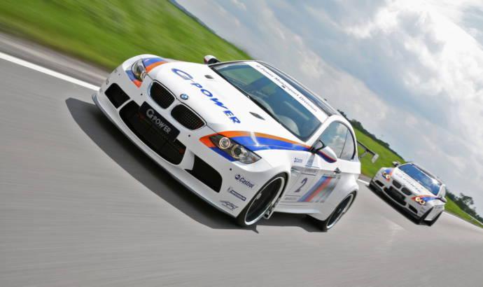 G Power BMW M3 Tornado CS and GT2 S