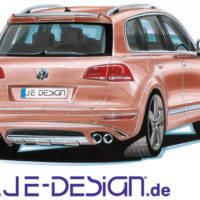JE DESIGN 2011 Volkswagen Touareg