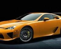 Lexus LFA Nurburgring Package price