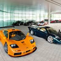 McLaren F1 turns 20