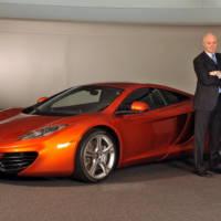 McLaren dealer network