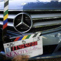 Mercedes and Maybach star in Sex and the City 2