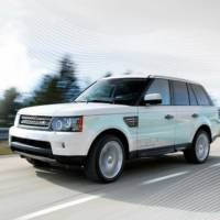 Range Rover 2WD and Range e