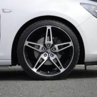 Steinmetz 2010 Opel Astra