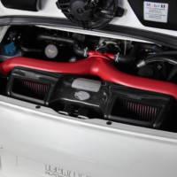 TECHART Porsche 911 Turbo performance kit