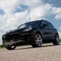 Teachart 2011 Porsche Cayenne