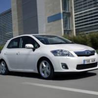 Toyota Auris Hybrid Price