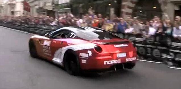 Video: 2010 Gumball 3000 Rally
